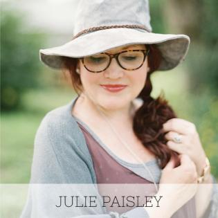 Julie Paisley, Photographer