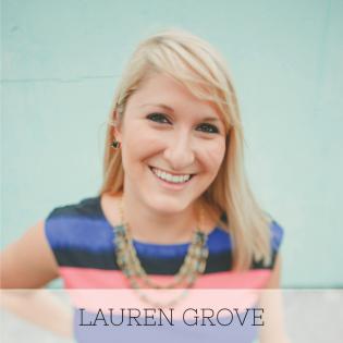 Lauren Grove, Editor of Every Last Detail